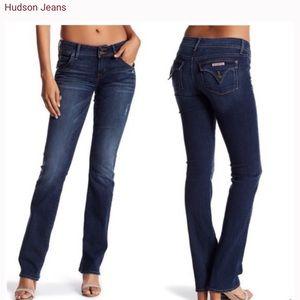 HUDSON RARE Beth Baby Boot Size 30 Color Geno
